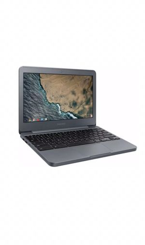 "New in box Samsung - 11.6"" Chromebook, Intel Celeron, 4GB Memory, 32GB eMMC flash memory for Sale in Apex, NC"