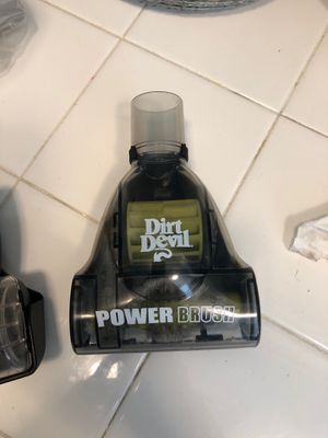 Dirt devil vacuum attachment for Sale in San Bernardino, CA