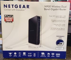 Netgear N900 Router for Sale in Los Angeles, CA
