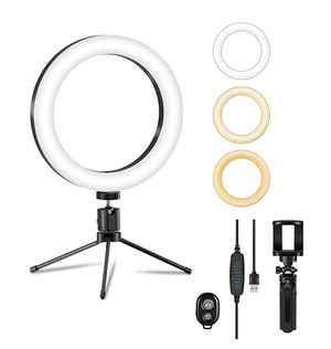 RingLight (New) 8 Inches for Sale in Converse, TX