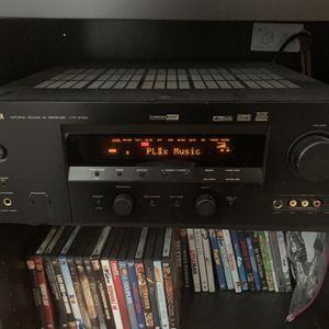 Yamaha HTR-5790 AV Receiver For Speakers for Sale in Houston, TX