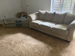 Like new comfortable couch for Sale in Highland, UT