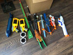 Misc nerf guns for Sale in Phoenix, AZ