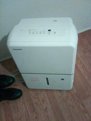 Toshiba dehumidifier for Sale in District Heights, MD