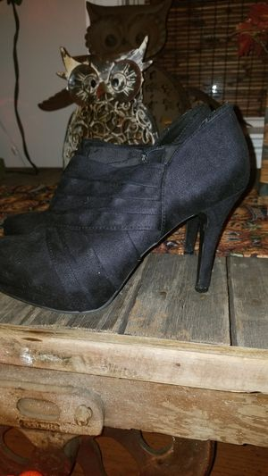 Massimo black boots for Sale in Nashville, TN