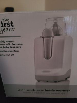 Bottle warmer for Sale in Pleasant Hill, IA
