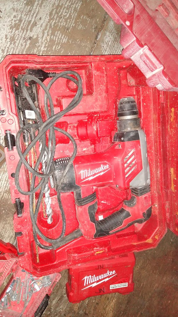 LOTS OF NAME BRAND POWER TOOLS! BARTER FOR TRUCK!