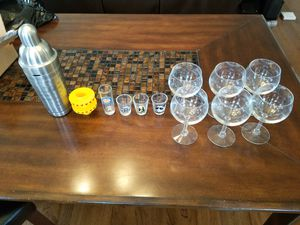 Assorted glassware for Sale in Langhorne, PA