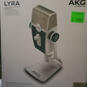 AKG LYRA Microphone for Sale in Fremont, CA