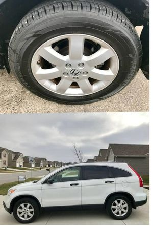 Awesomee!2007 Honda CR-V 4WDWheel FWDWheelssCleanTitlee! for Sale in Sioux Falls, SD