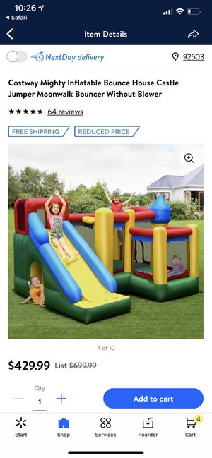 Inflatable kid house for Sale in Corona, CA