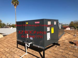 Heat Pump/ac unit/rooftop/gaspack for Sale in Tolleson, AZ