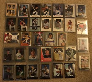$1,100+ baseball card collection rookies hall of famers stars for Sale in Garden Grove, CA