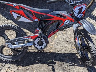 18-in Motorbike Racing Kids Hyper Bicycle for Sale in Orlando,  FL