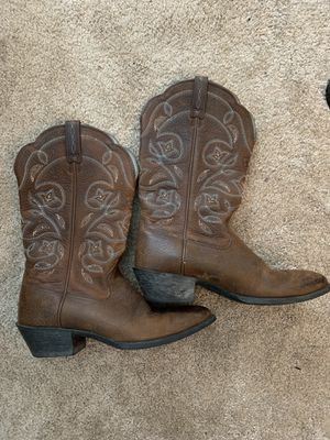 Ariat Cowboy Boots for Sale in Arlington, VA