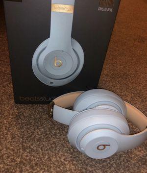 Beats Studio 3 Wireless Wireless headphones for Sale in Akron, OH