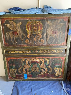 Asian Wood Art decor for Sale in Carlsbad, CA