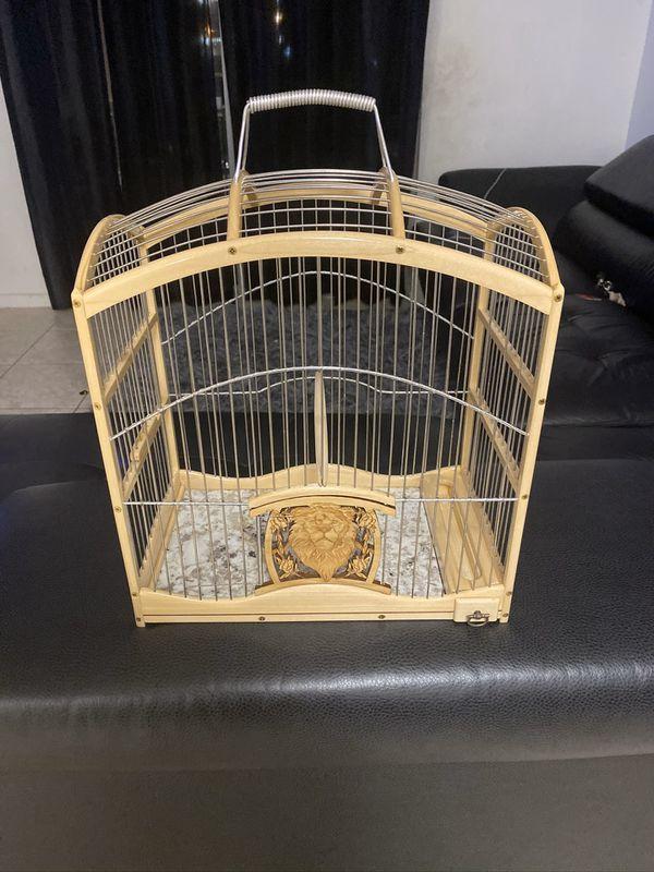 Bird cage jaula