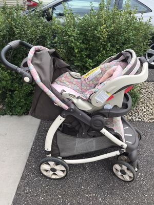 Stroller (CRACO travel system) for Sale in Saint Paul, MN