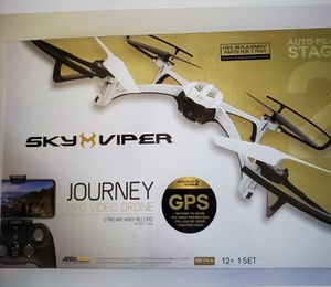 Drone Sky Viper Journey GPS Pro Video Drone for Sale in Peoria, AZ