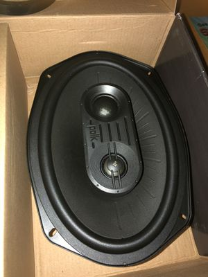 Polk Audio 6x9 3 way for Sale in Tracy, CA