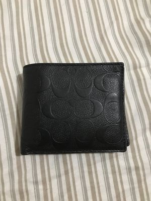 Coach Mens Wallet for Sale in West Covina, CA