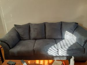 Ashley sofa and loveseat bought brand new in September. In mint condition. for Sale in Philadelphia, PA
