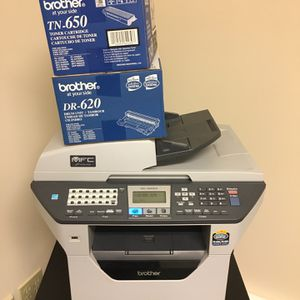 Brother MFC 8890DW All In One Laser Printer, Fax, Copy, Scan for Sale in Seattle, WA