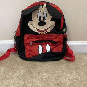 Mini Mickey Mouse Bookbag for Sale in Ellenwood, GA
