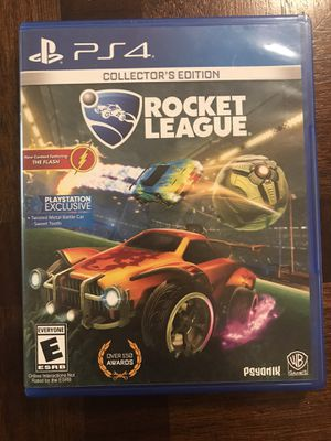 Rocket League PS4 for Sale in Phoenix, AZ