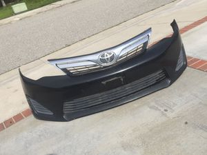 Toyota Camry front bumper 2012–20 14 for Sale in Santa Ana, CA