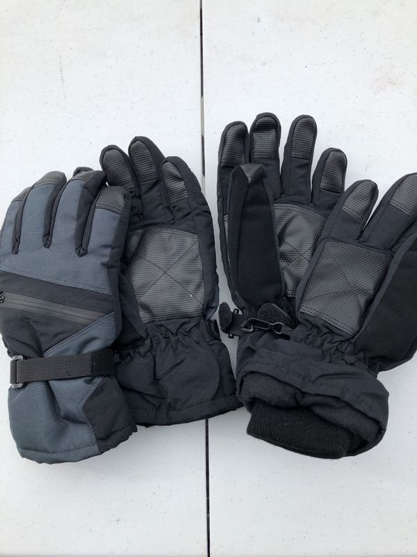 Gloves set of 2 pair NEW small men's