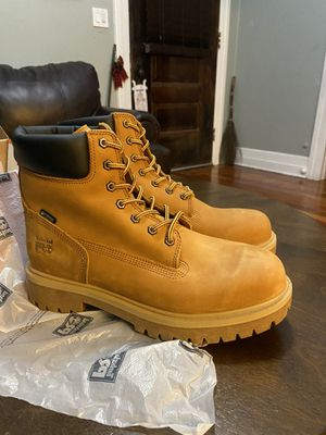 "Timberland 6"" soft toe waterproof boots size 11 for Sale in Los Angeles, CA"