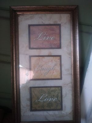 Home decor frame for Sale in Compton, CA