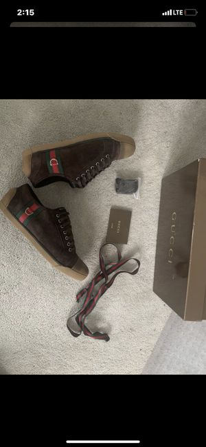Brand new Gucci shoes for Sale in Norfolk, VA
