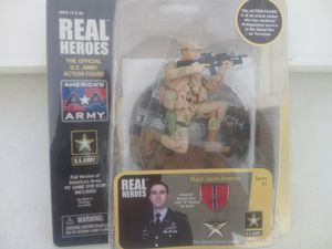 Real Heros The Official US Army Action Figure for Sale in Palmetto, FL