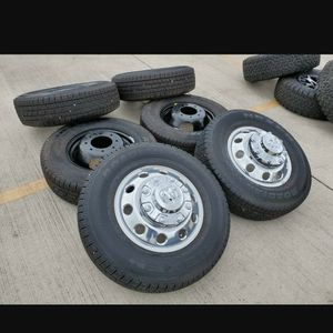 Dodge Dually Wheels for Sale in Houston, TX