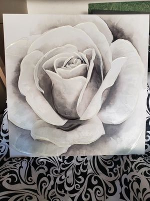 Rose canvas for Sale in Fountain Valley, CA