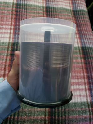 DVD blanks and 100 ok sleeves for Sale in Cerritos, CA