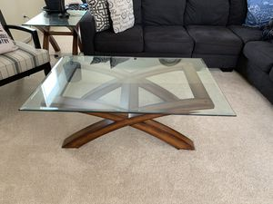 Ethan Allen Living Room Table Set for Sale in Aurora, IL