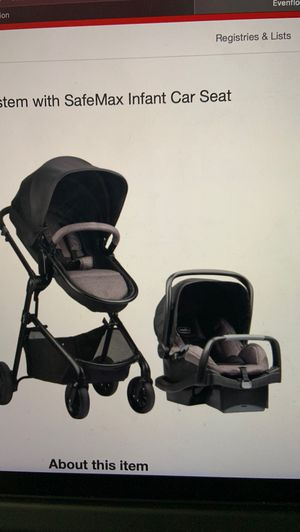 Evenflo stroller with car seat for Sale in Anaheim, CA