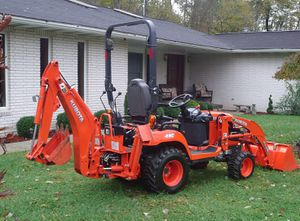 Tractor 2016Kubota BX 25 D4x4 for Sale in Washington, DC