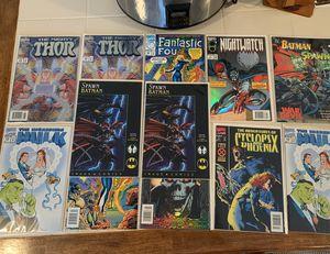 Lot of comic books for Sale in Elmwood Park, NJ