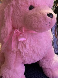 Build A Bear Poodle Never Used With A Purple Heart Inside Her Chest💜 for Sale in Colorado Springs,  CO