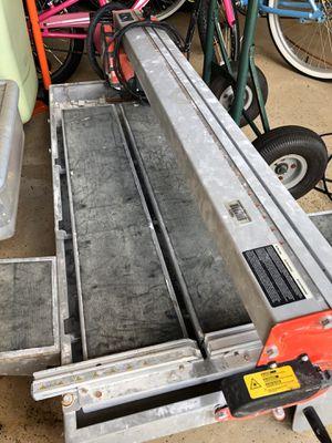 "Goldblatt G92774 36"" Tile Bridge Saw 8"" Blade for Sale in Boca Raton, FL"