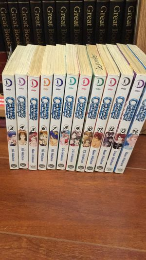 Ceres manga 3-14 for Sale in San Antonio, TX