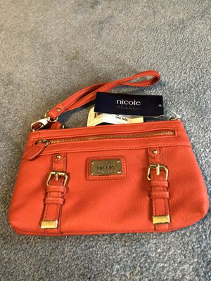 Nicole Clutch Purse - brand new for Sale in Germantown, MD