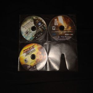PS3 Games! Wide Selection. for Sale in Surprise, AZ