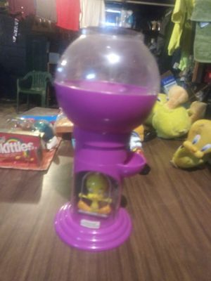 Authentic Looney Tunes candy gumball machine for Sale in Bensalem, PA