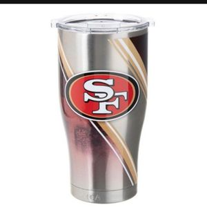 San Francisco 49ers 27oz Double Stripe Wrap Chaser $35 for Sale in San Dimas, CA